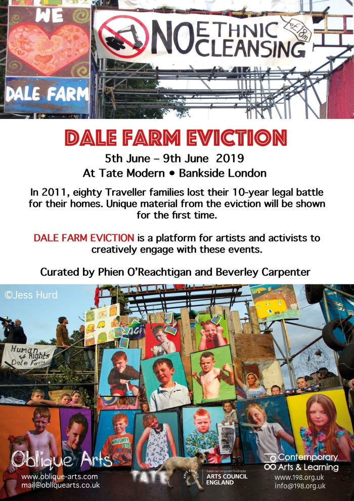 mock-up dale farm poster (Correct)